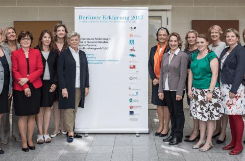 Berliner Erklärung 2017-2020