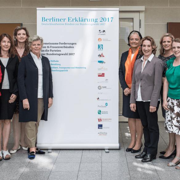 Berliner Erklärung 2017-2019